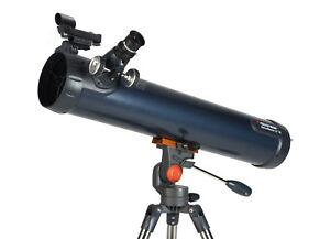 B ware astronomisches teleskop fernrohr celestron astromaster lt