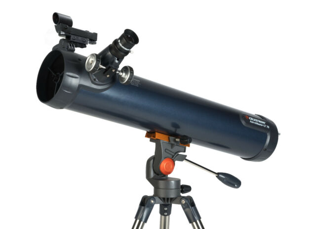 B ware teleskop fernrohr celestron astromaster lt az newton
