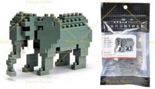 Elefante NANOBLOCK NBC-035