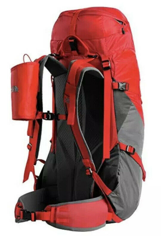 NEW THE NORTH FACE PROPRIUS 50L Summit Series Snowsports Alpine Backpack NWT rot