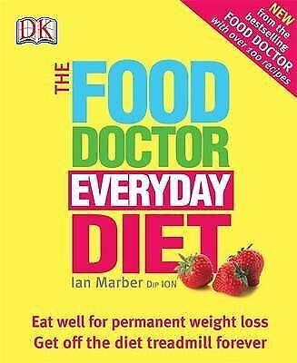 Marber, Ian, The Food Doctor Everyday Diet, Paperback, Very Good Book