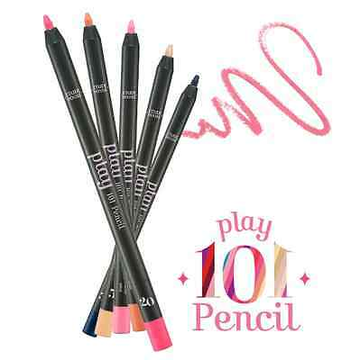 Etude House Play 101 Pencil, Buy More Than 8pcs, Free 10 Samples