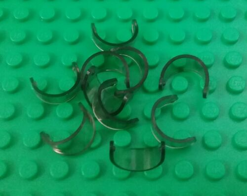 *NEW* Lego Visors for Helmets on Minifigs Figures Figs 10 pieces