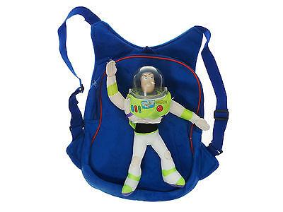 Toy Story Buzz Lightyear 3d Kids Peluche Morbido Zaino Borsa Zaino Scuola Movie-mostra Il Titolo Originale