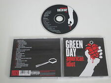 GREEN DAY/AMERICAN IDIOT(REPRISE 9362-48777-2) CD ALBUM