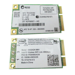 DRIVERS FOR DELL LATITUDE D430 WIRELESS (US) WLAN CARD