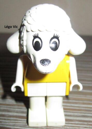 Légo x593c04b Fabuland Personnage Figure Mouton Lamb 4b du 3636 3663 3683