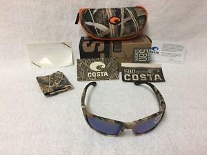 2f786013b2 NEW Costa Del Mar Corbina Polarized Sunglasses Mossy Oak Camo Green ...
