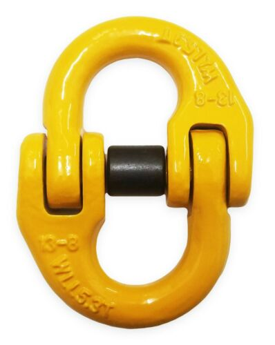 "Hammerlock 5.3 Ton 1//2/"" Mechanical Coupling Link WLL 10,600 lbs 2 pack"