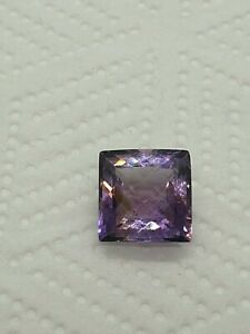 Amethyst-Large-8-05TCW-Fancy-Square-Faceted-Cut-Natural-Gemstone