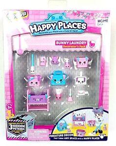Shopkins Season 2 Toy Decorator Pack, Bunny Laundry Happy Places