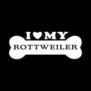 I-LOVE-MY-ROTTWEILER-Sticker-Bone-Dog-Puppy-Breed-Vinyl-Decal-Cute-Heart-Treat