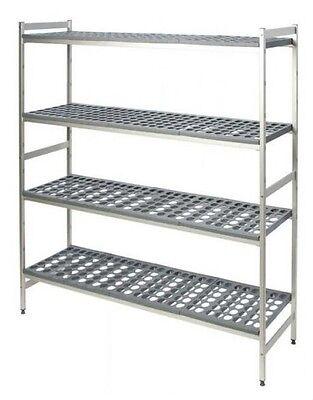 Fermod - Fermostock Modular Shelving / Cold Room Storage Racking Rack Shelf