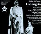 Wagner: Lohengrin, Bayreuth 1954 (CD, Sep-2013, 3 Discs, Andromeda)