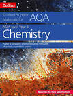 AQA A Level Chemistry Year 1 & AS Paper 2 (Collins Student Support Materials) by Colin Chambers, Graham Curtis, David Nicholls, Andrew Maczek, Geoffrey Hallas, Rob Symonds, Stephen Whittleton (Paperback, 2016)