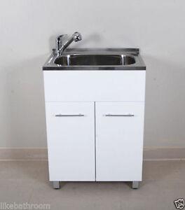 Big-Sale-High-Quality-Polyurethane-Laundry-Tub-45L-White-Colour-SL628-L