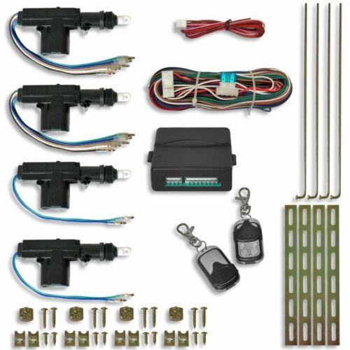 Sierre sentralizado ZV con radio adecuado para VW Lupo bora Passat