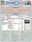 Google DOCS by John Hales 9781423216452 Wallchart 2011