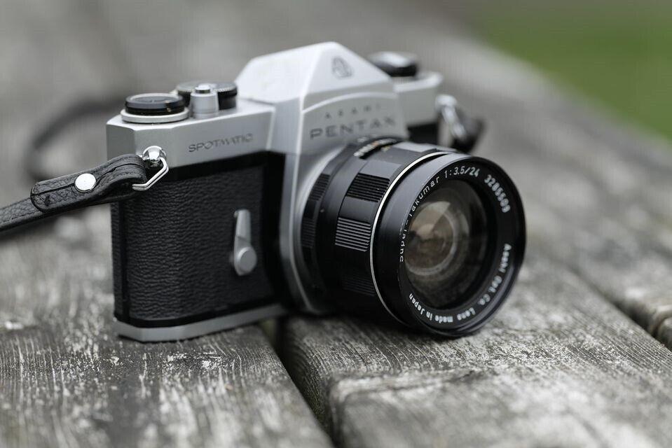 Wide, Pentax, Super-Takumar 24mm f3.5 M42