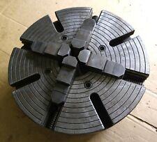 16 Inch Diameter Union Usa 4 Jaw Lathe Chuck D1 6 Camlock Pin 4 Inch Hole D16