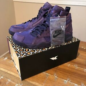 f57630dfe91 KITH NIKE AIR MAESTRO 2 II PURPLE RETRO SCOTTIE PIPPEN RONNIE FIEG ...