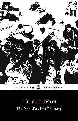 1 of 1 - The Man Who Was Thursday: A Nightmare by G. K. Chesterton (Paperback, 2011)
