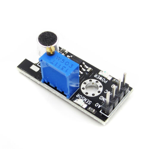 Analog Sound Erkennung Sensor Modul Stimme Mikrofon Detecting Soundmodul Arduino