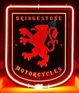 Bridgestone-Motorcycle-3D-Carved-Real-Neon-Sign-Beer-Bar-Pub-Light-Free-Shipping