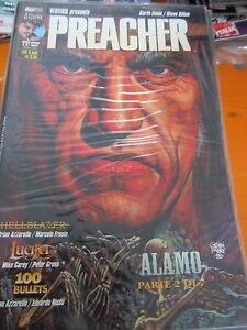 Vertigo-presenta-n-10-Lucifer-100-Bullets-Hellblazer-Preacher-ed-Magic-Press