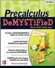 Pre-calculus Demystified by Rhonda Huettenmueller (Paperback, 2012)