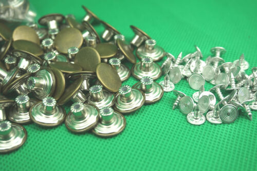 Instant Suspender Buttons Pack of 20 w// Tacks Jeans Buttons EZ to Install No Sew