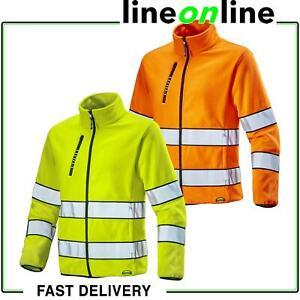 Sudadera-de-trabajo-de-alta-visibilidad-Diadora-Utility-Sweat-Fleece-HV