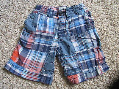 The Childrens Place Boys Plaid Shorts