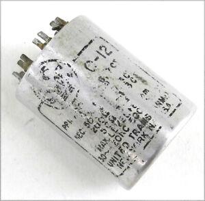 UTC O-12 Transformer with  O 17 magnetic shield