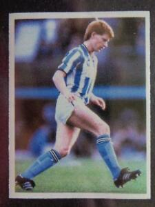 Daily Miroir Bâton Avec Football 1986-87 - Dean Emerson (coventry City) Ogvmsc0t-07214623-520459595