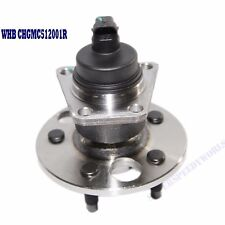 REAR 5STUD Wheel Hub Bearing fit 92-98 Buick Skylark/92-02 Chevy Cavalier 512001