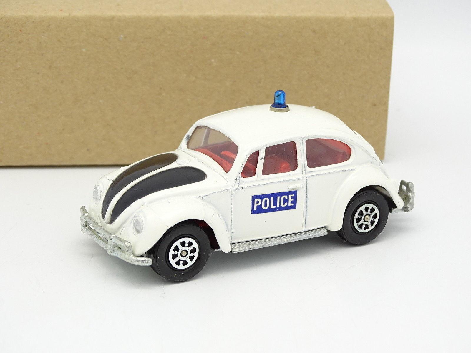 Corgi Toys 1 43 - VW Coccinelle 1200 Police