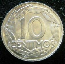 Spain 10 centimos 1959 UNC BU
