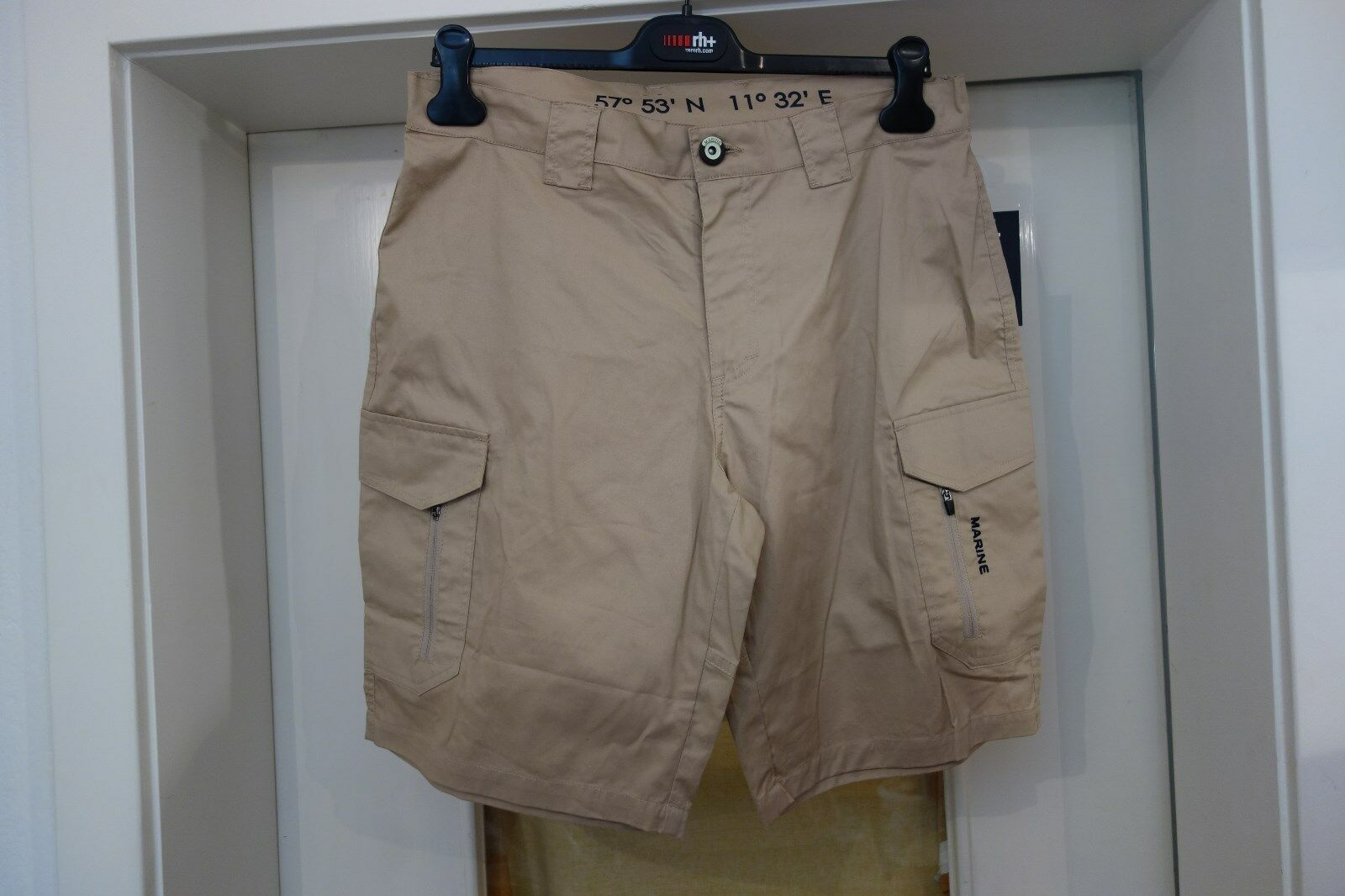 Marineshort Pantaloni da Corsa Pantaloni per Tempo Libero Ciclismo Nuovo, TGL M