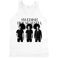 Swedish House Mafia Shm Bella + Canvas Tank Top Shirt Axwell Angello Ingrosso