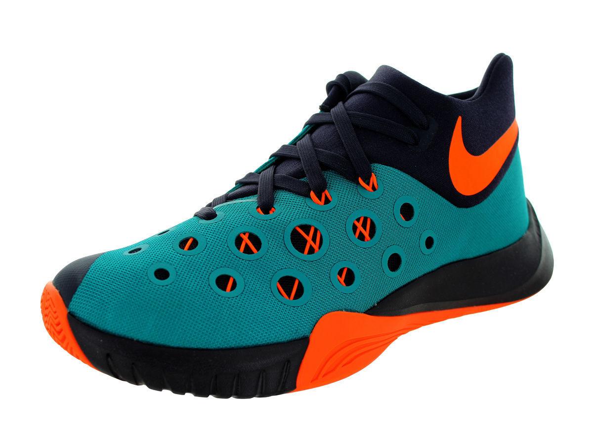 Nike zoom 11 hyperquickness 2015 basket ciao uomini scarpe taglia 11 zoom nuovi 749882-385 blk 3ef1fd