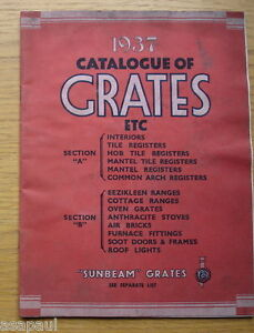 1937-Catalogue-Of-Grates-accessories-Etc-32-page-illustrated-catalogue