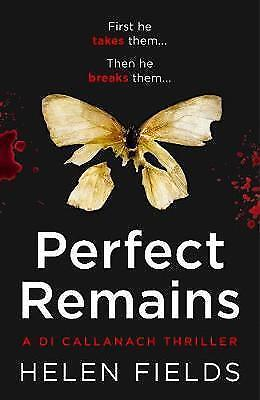 1 of 1 - Perfect Remains: A gripping thriller that will leave you breathless (A DI...