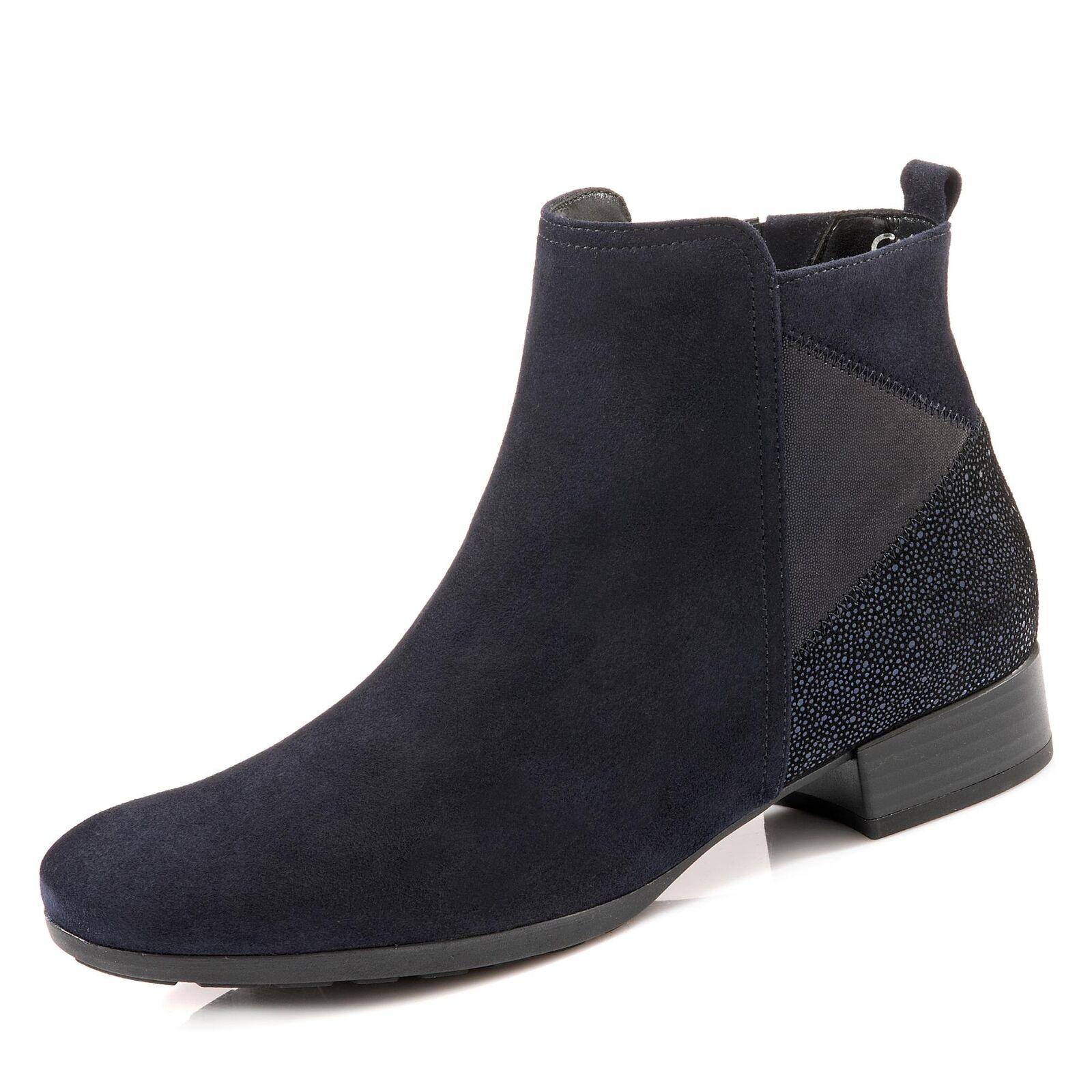 GABOR comfort Damen Stiefeletten Rot Schuhe in