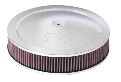 K/&N 60-1280 Round Air Filter Assembly