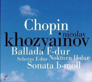 Nicolay-Khozyainov-Chopin-Works-for-Piano-CD