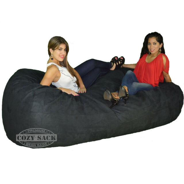 Swell Bean Bag Chair 8 Foot Cozy Bean Bag Sack N840 Pick Your Color Gmtry Best Dining Table And Chair Ideas Images Gmtryco