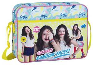 35d57ef0e9 Soy Luna XL Shoulder Bag Bag Children s Shopper Bag Disney
