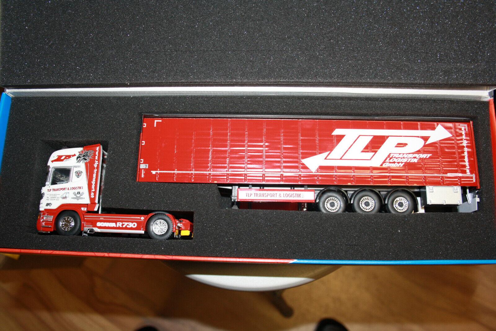 Tekno scania TPL GPSZ  TLP TRANSPORT & Logistik  Nº 68216