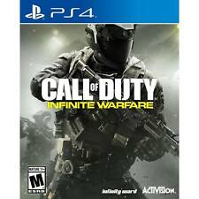 Activision Call of Duty-Infinite Warfare (Playstation 4)